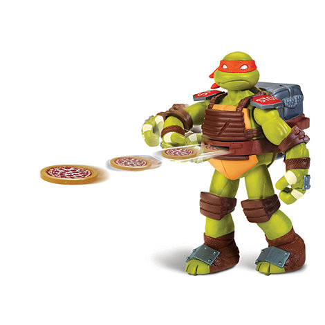 Teenage Mutant Ninja Turtles - Flinger - Mikey