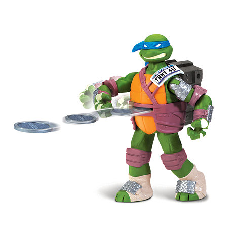 Teenage Mutant Ninja Turtles - Flinger - Leo