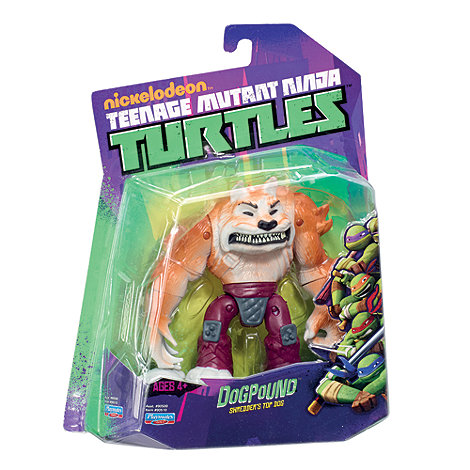 Teenage Mutant Ninja Turtles - Action Figure Dog Pound