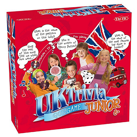 Tactic - UK Trivia Junior