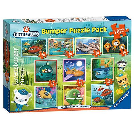 Octonauts - Bumper 10 Puzzle Pack