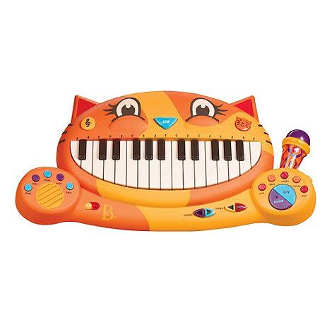 B. - Meowsic Keyboard & Music Set