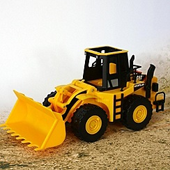 CAT - Jobe Site Machines L&S - Wheel Loader
