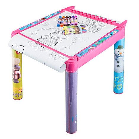 Doc McStuffins - Colouring Table