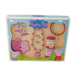 Peppa Pig - Jewellery & Hair Set