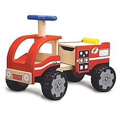 Debenhams - Ride on Fire Engine