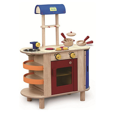 Early Learning Centre - Wonder Cooking Centre with Free Cooking Set