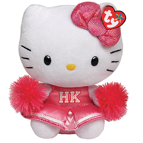 Hello Kitty - 12inch Buddy Plush - Cheerleader