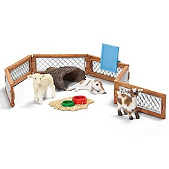 Schleich - Petting Zoo Scenery Pack