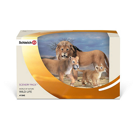 Schleich - Lion Family Set