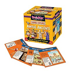 Horrible Histories - BrainBox Awful Ancients: The 10 Second Brain Challenge!