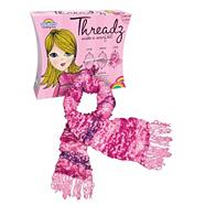 Threadz Scarf Kit - Pink