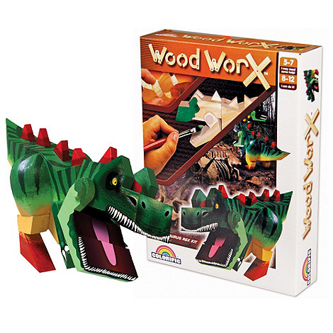 Colorific - Wood Worx T-Rex Kit