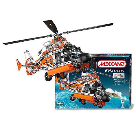 Meccano - Evolution Helicopter model set