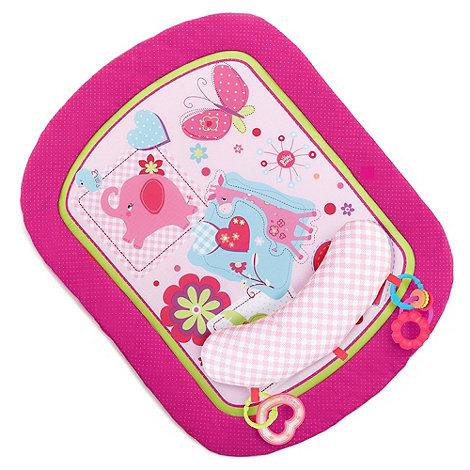Bright Starts - Prop & Play Mat - Sweet Savanna Pink