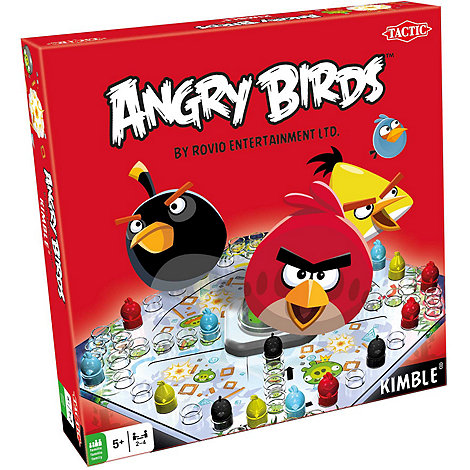 Angry Birds - Classic Kimble (Popomatic) Game