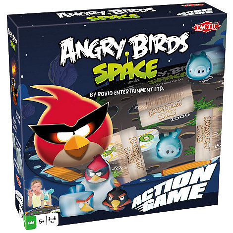 Angry Birds - Space Table Top Action Game