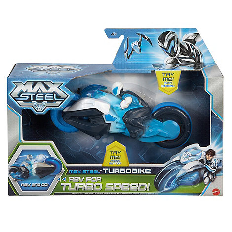 Max Steel - Turbo Cycle