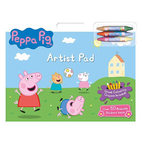 Peppa Pig - Artist Pad
