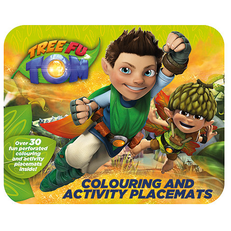 Tree Fu Tom - Placemats