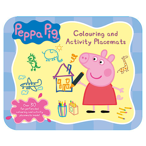 Peppa Pig - Placemats