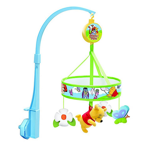 Winnie the Pooh - Chasing Butterflies Wind up Mobile