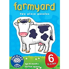 Orchard Toys - Farmyard puzzles