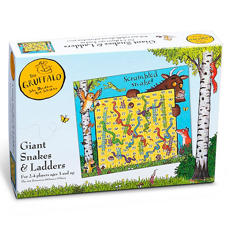 The Gruffalo - Snakes & ladders
