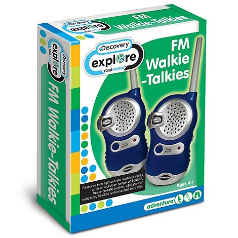 Discovery - Fm Walkie Talkies