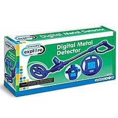 Discovery - Digital Metal Detector