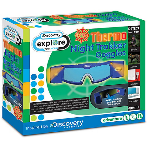 Discovery - Thermo Trakker Goggles