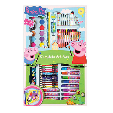 Peppa Pig - Complete Art Pack (67 Pieces)