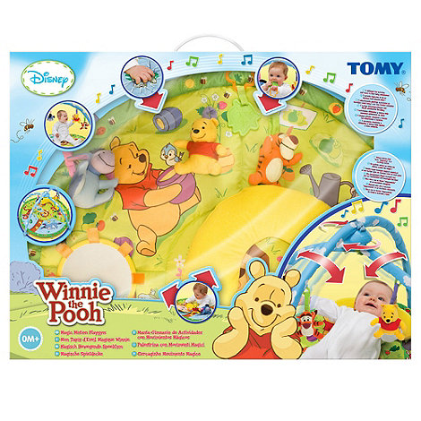 Winnie the Pooh - Magic Motion Playgym