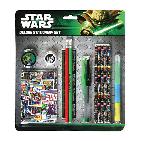 Star Wars - Deluxe Stationery Set