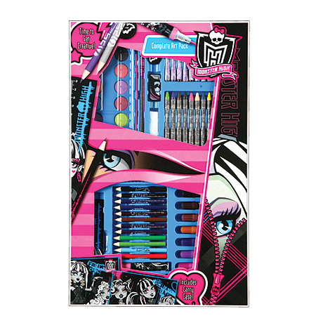 Monster High - Complete Art Pack (67 Pieces)