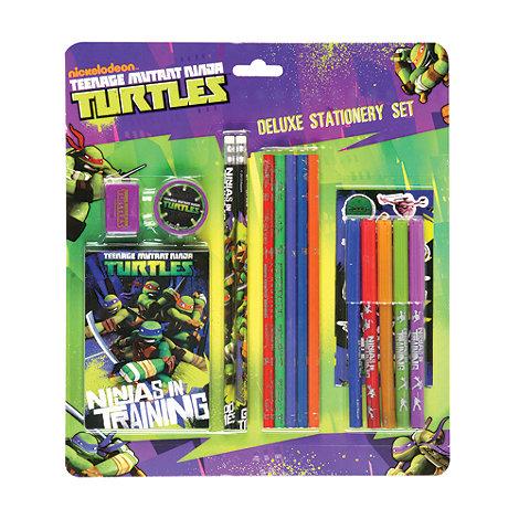 Teenage Mutant Ninja Turtles - Deluxe Stationery Set