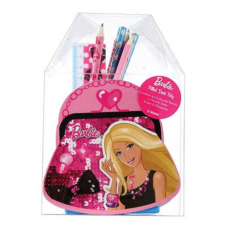 Barbie - Filled Desk Tidy
