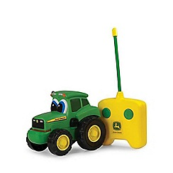 Britains Farm - John Deere Ps Johnny Soft Tractor Remote Control