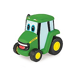Tomy - John Deere Ps Push & Roll Johnny Tractor
