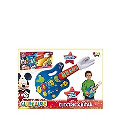 Mickey Mouse Clubhouse - Guitar