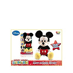 Mickey Mouse Clubhouse - Happy Sound Mickey Plush