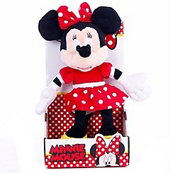 Minnie Mouse - 10inch Red Dress Minnie