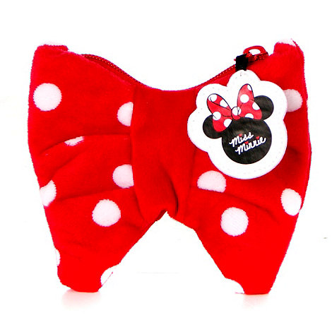 Minnie Mouse - Red Bow Purse In Cdu