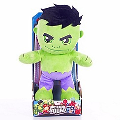 The Avengers - 10inch Hulk Plush In Gift Box