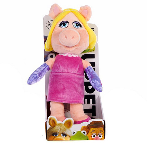 Disney - The Muppets 10inch Miss Piggy Plush