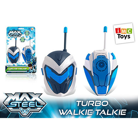 Max Steel - Walkie Talkies