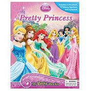 Disney's Pretty Princess - My Busy Books