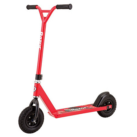 Razor - Dirt Scooter - Red