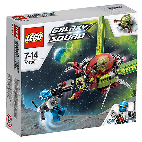 LEGO - Galaxy SQ Space Swarmer - 70700