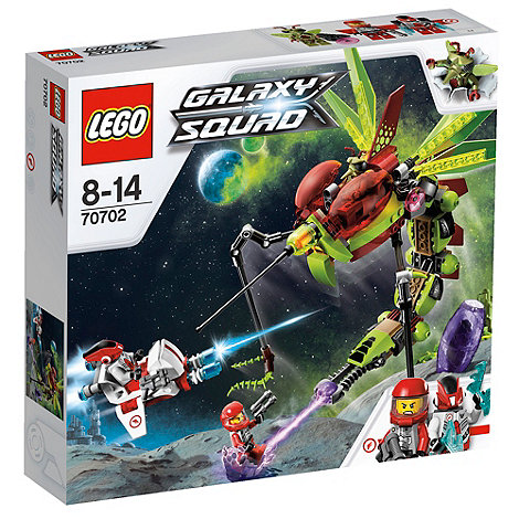 LEGO - Galaxy SQ Warp Stinger - 70702